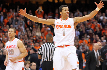 MCW has done a nice job for the Orange in the absence of James Southerland