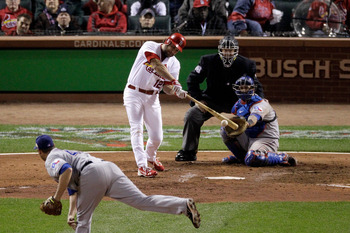 The Cardinals and Rangers engaged in one of the most memorable games in World Series history.