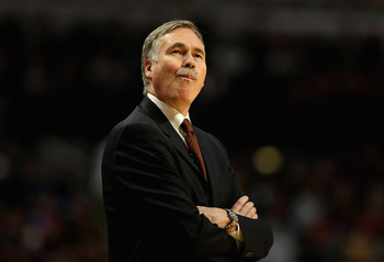 Mike D'Antoni brought his brother Dan to help with the Lakers defense.  That, obviously, has not worked well.