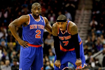 When Raymond Felton joined the Knicks back in 2010, he had great success with Amar'e Stoudemire. Now that success has transferred over to a duo of he and Carmelo Anthony.