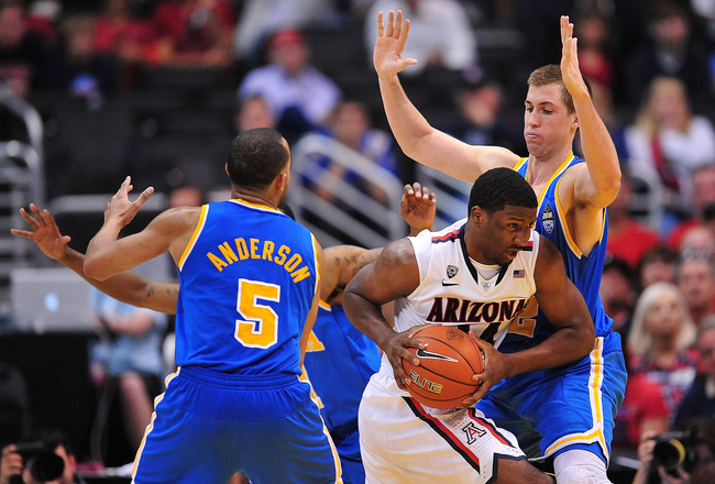 UCLA Bruins vs. Arizona Wildcats: College Basketball Picks Against the Spread