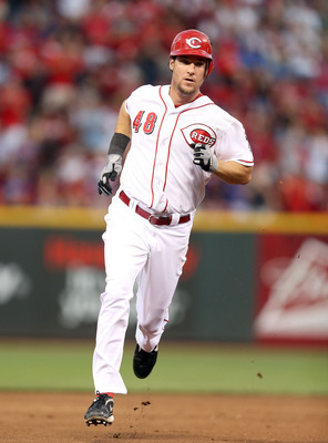 Ryan Ludwick should enjoy batting in the middle of the Reds' lineup.