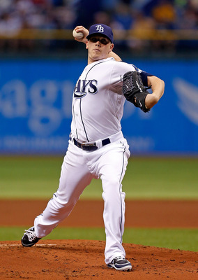 Playing for the Rays helps Hellickson keep his ERA low.