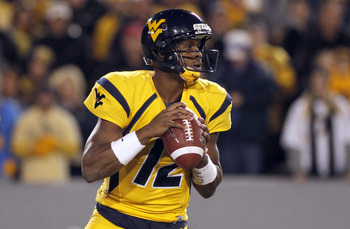 Geno Smith looks like the quarterback most likely to pan out at the next level.