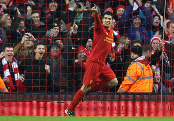 Suarez has been Liverpool's best player since his arrival.