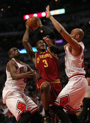 Dion Waiters has shown great potential as a scoring 2-guard.