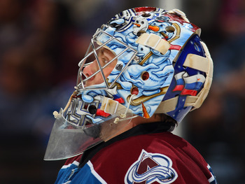 Semyon Varlamov is a former first-round pick by the Capitals.