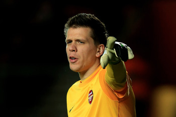 Wojciech Szczesny has established himself as Arsenal's No. 1.