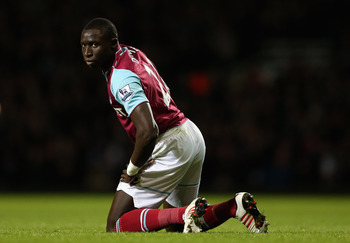 Mohamed Diame has been linked with a move to Arsenal.