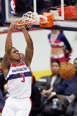 Bradley Beal is improving with every game, especially alongside Wall.