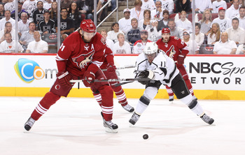 Martin Hanzal needs to stay healthy if the Coyotes plan to do well this season