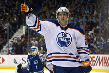 Hemsky should benefit greatly being paired with Nail Yakupov.