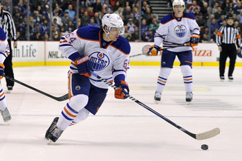 Nail Yakupov will be exciting to watch this season as he familiarizes himself with the NHL game.