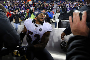 Baltimore Ravens appear to be a team of destiny right now.