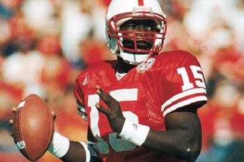 Tommie Frazier Via  NU Media Relations/Huskers.com