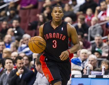 Toronto Raptors' Kyle Lowry
