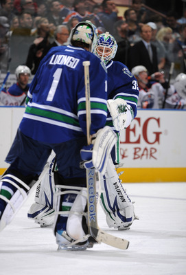 Cory Schneider and Roberto Luongo need to round into their usual strong form.
