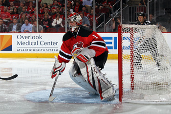 An older group, the Devils must make it a point to stay fresh this year. Johan Hedberg, Martin Brodeur's backup, is no baby himself at 39.