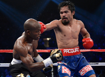 Manny Pacquiao's 2012 did not go well.