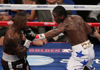Quillin vs. N'Dam was one of the strangest fights of the year.
