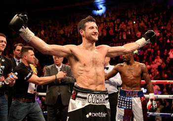 Froch and Kessler appear on a collision course.