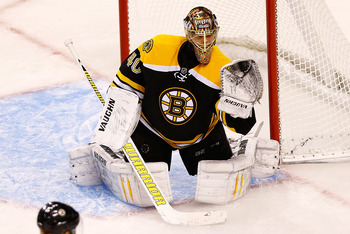 With Tim Thomas taking the season off, Tuukka Rask gets to shine.