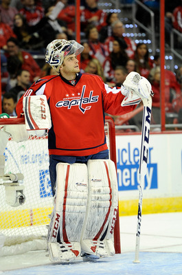 This Capitals standout is yet another goalie with an expiring entry level contract.
