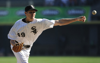 Chris Sale headlines the Chicago White Sox pitching staff.