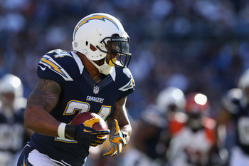 Ryan Mathews didn't produce in 2012, but he'll probably get another chance in 2013.