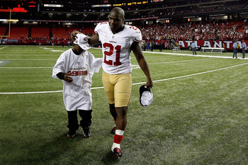 Frank Gore is the consummate class act in professional sports.