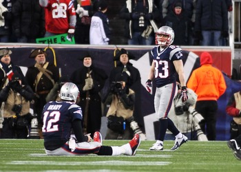 Will Wes Welker be back in New England in 2013?