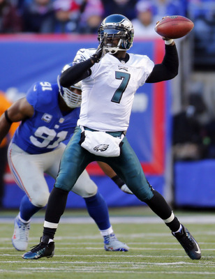 Will Chip Kelly want Vick or Foles to start at quarterback?