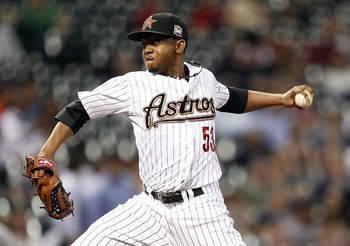 Wesley Wright is one of the few bright spots in Houston's bullpen.