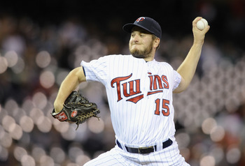 Glen Perkins was excellent as the Twins closer in 2012.