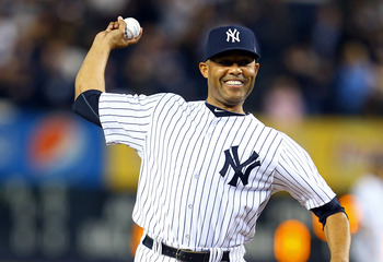 Mariano Rivera is still on a level all his own.