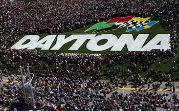 Daytona is the crown jewel of NASCAR.