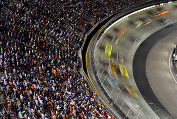 If you only go to one track in-person in your life, Bristol should be the place.