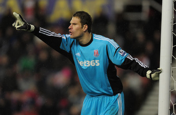 Asmir Begovic will be a key man for Stoke against Man City