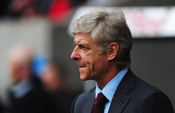 Consistency is Arsenal's problem, not desire, says Arsene Wenger