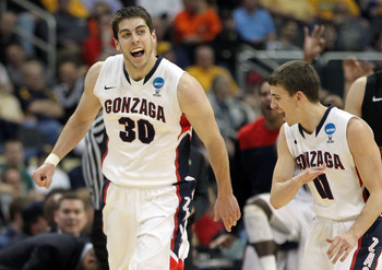 BYU can't let Gonzaga get into a good rythm throughout the game.