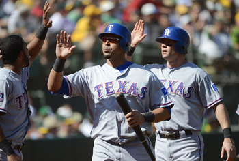 The Astros will face more formidable foes this season, like the Texas Rangers