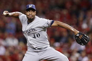 Jose Veras promises to be a mess of a closer in 2013