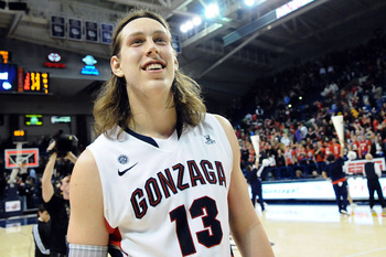 Gonzaga has not lost to an unranked team this season.