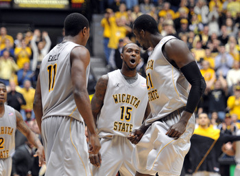 Wichita State hasn't missed a step despite losing four seniors from last year's team.