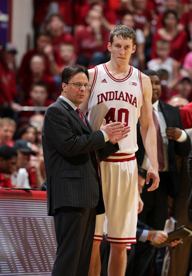 Cody Zeller will be a major matchup problem for the Michigan Wolverines.