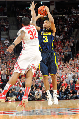 Trey Burke and the Wolverines will be out for vengeance against the Ohio State Buckeyes.