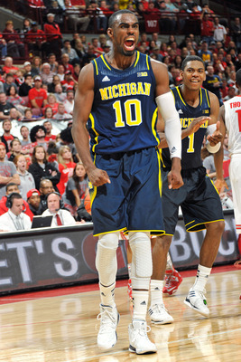 Tim Hardaway Jr. and Glenn Robinson III will be major factors in Michigan's second tilt with Indiana.