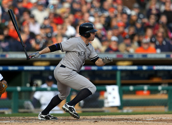 Left Fielder Brett Gardner is the fastest man in a Yankees lineup that can no longer wait for the long ball to get its runs