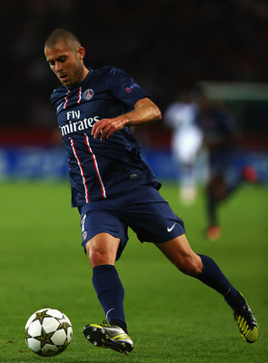 Menez was instrumental in PSG's win over TFC
