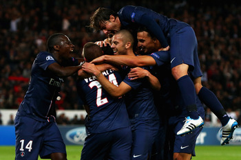 PSG served up some football of the highest quality against Toulouse